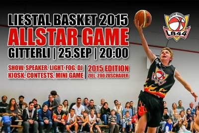 All Star Game am 25.9.2015