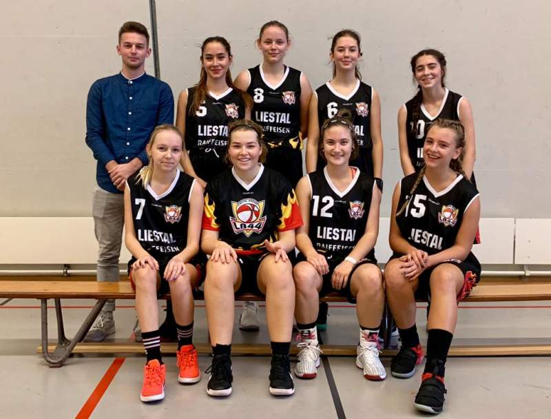 Liestal Basket 44 - Juniorinnen U17 Inter 2018/19